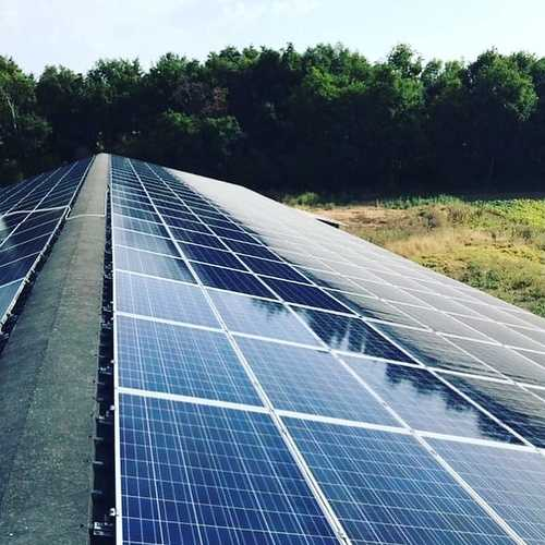 Nettoyage de 660m2 de panneaux photovoltaïques- exploitation agricole