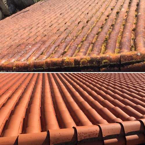 Nettoyage toiture chez les particuliers